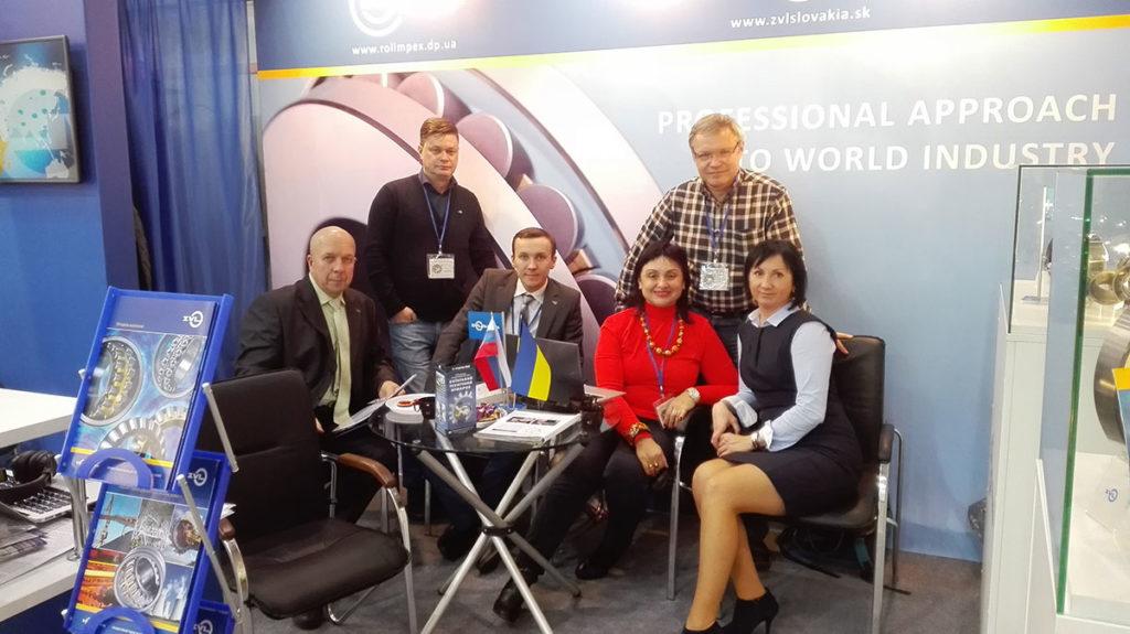 Priemyselné fórum 2017 na Ukrajine
